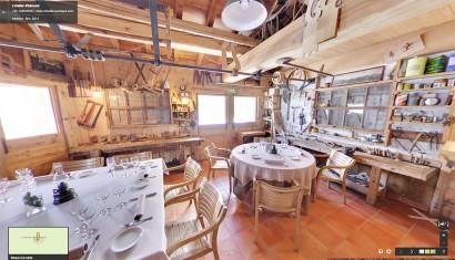 L'atelier d'Edmond à Val d'Isère