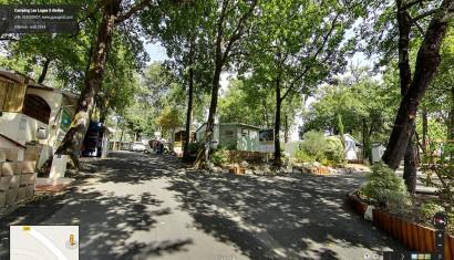 Camping Les Loges à Meschers